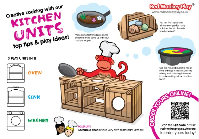 kitchen role play equipment for schools
