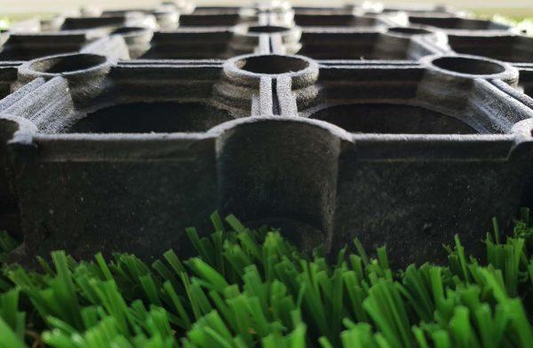 playground surfacing grass mats