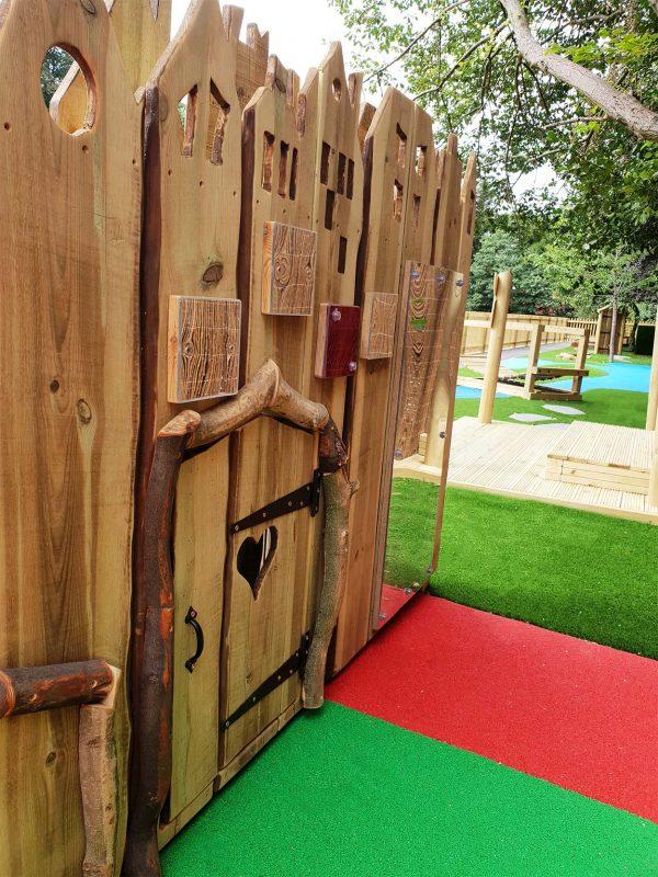 small world playground equipment