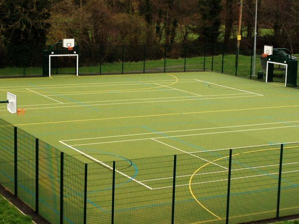 muga pitch