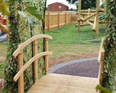 outdoor playground equipment tunnel