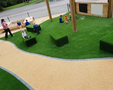 outdoor playground for schools