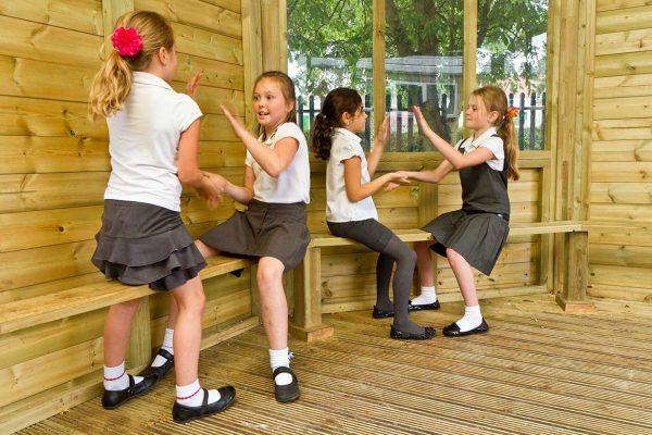 outdoor playground equipment gazebo