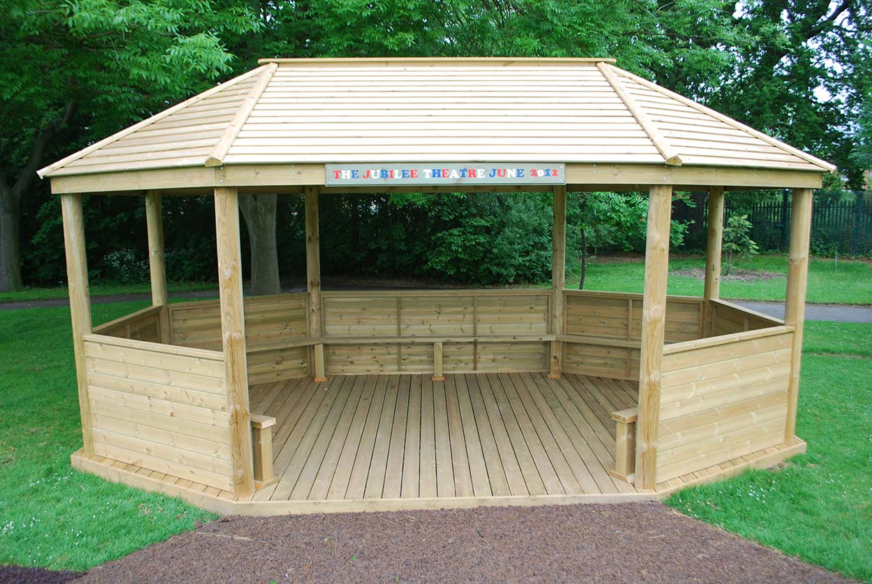 outdoor playground equipment Amphitheatre