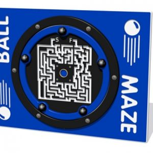 Ball Maze NGP Play Panel