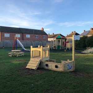 trim trails outdoor climbing frame