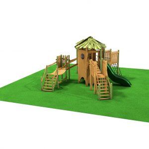 Activity Tree House playground equipment