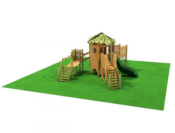 Activity Tree House playground equipment