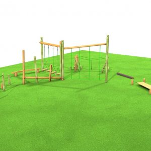 trim trails climbing frames