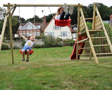 Garden Swings and Slides playground equipment