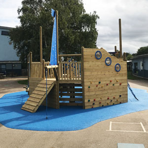 role play equipment pirate ship