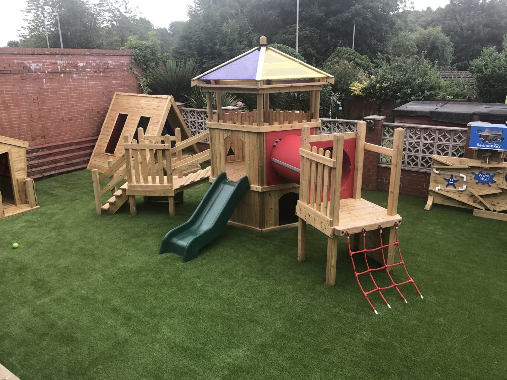 nursery playground equipment