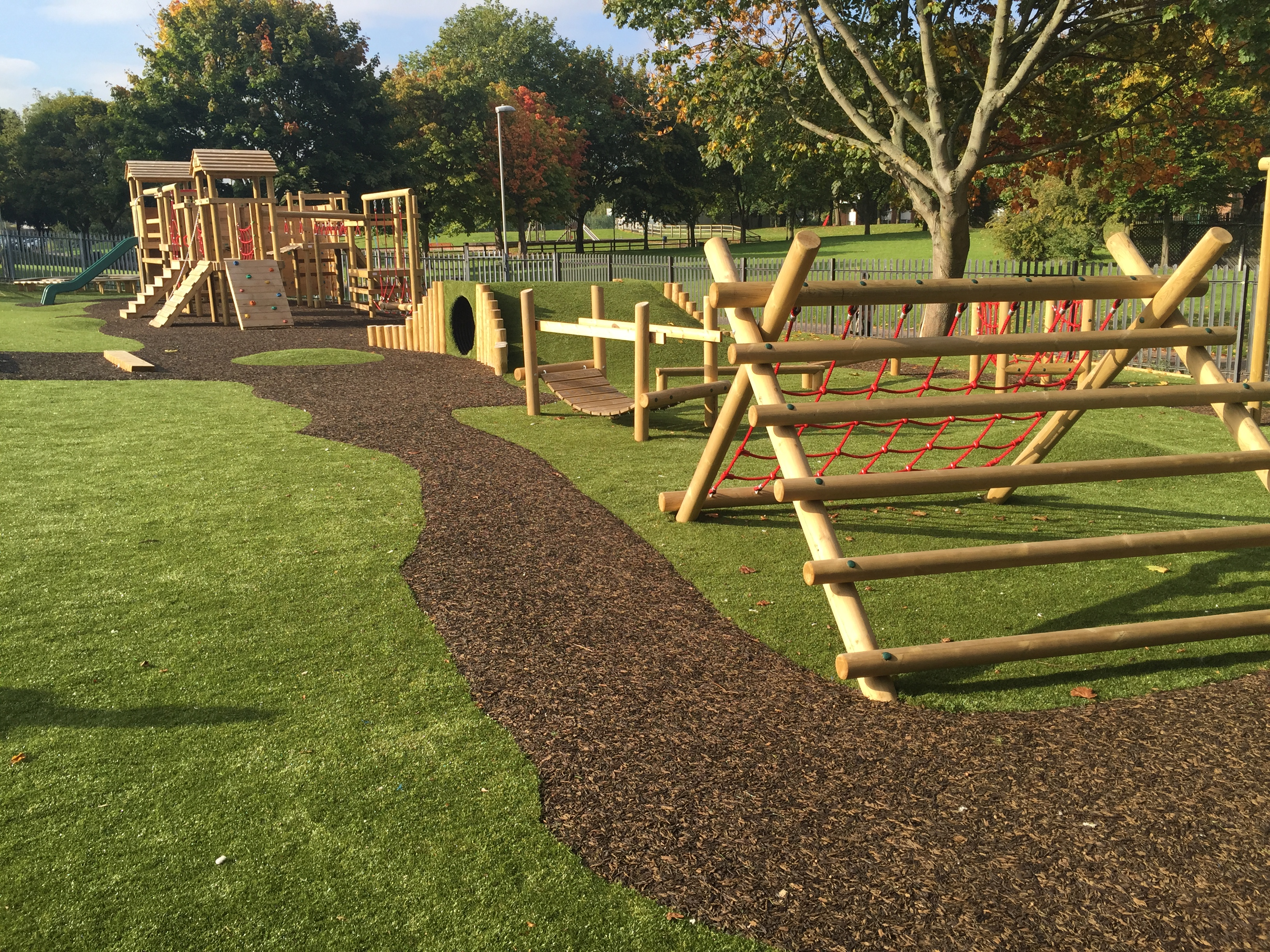 4 Signs You Should Renovate Your Wooden Playground Equipment