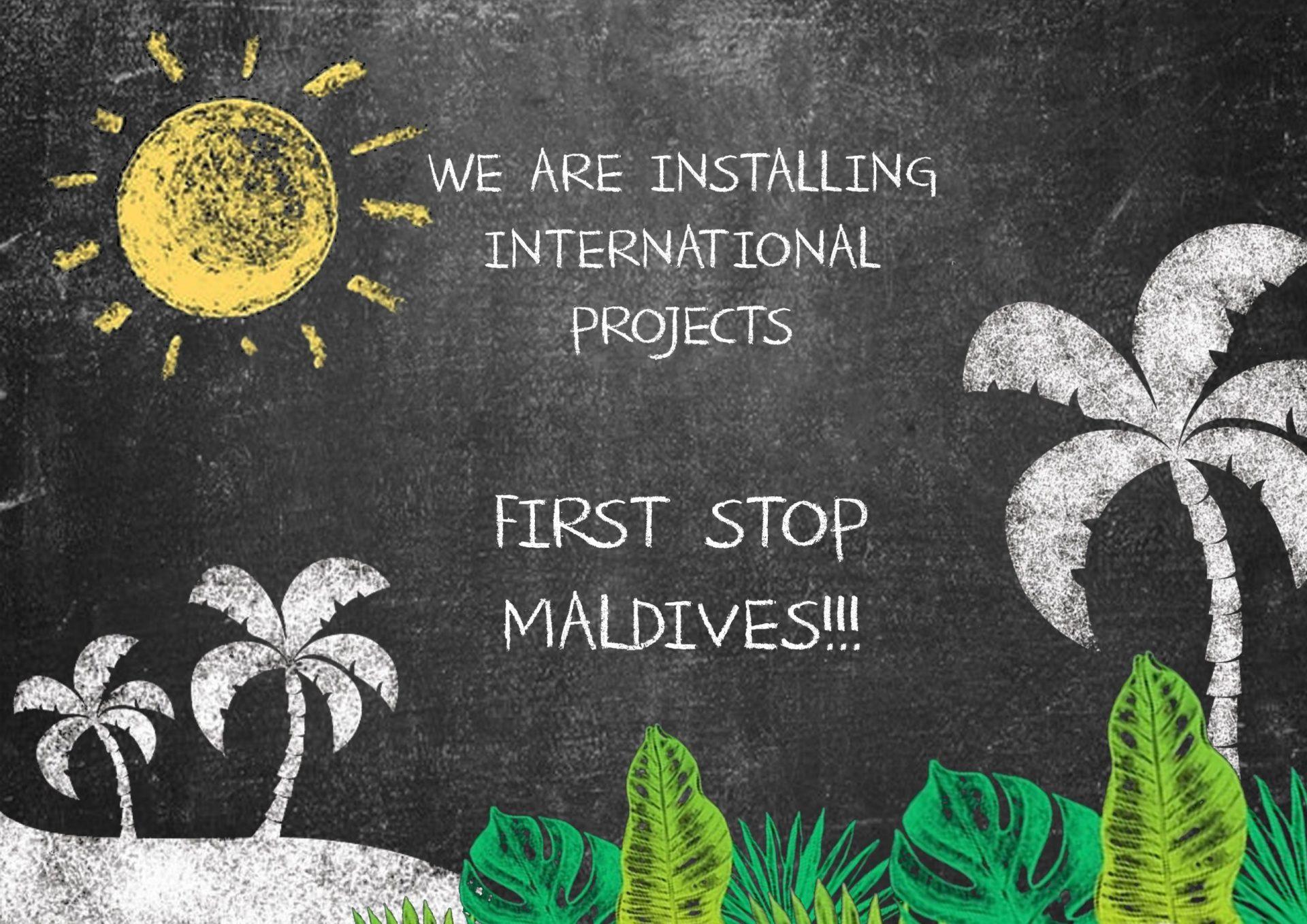 maldives playground equipment