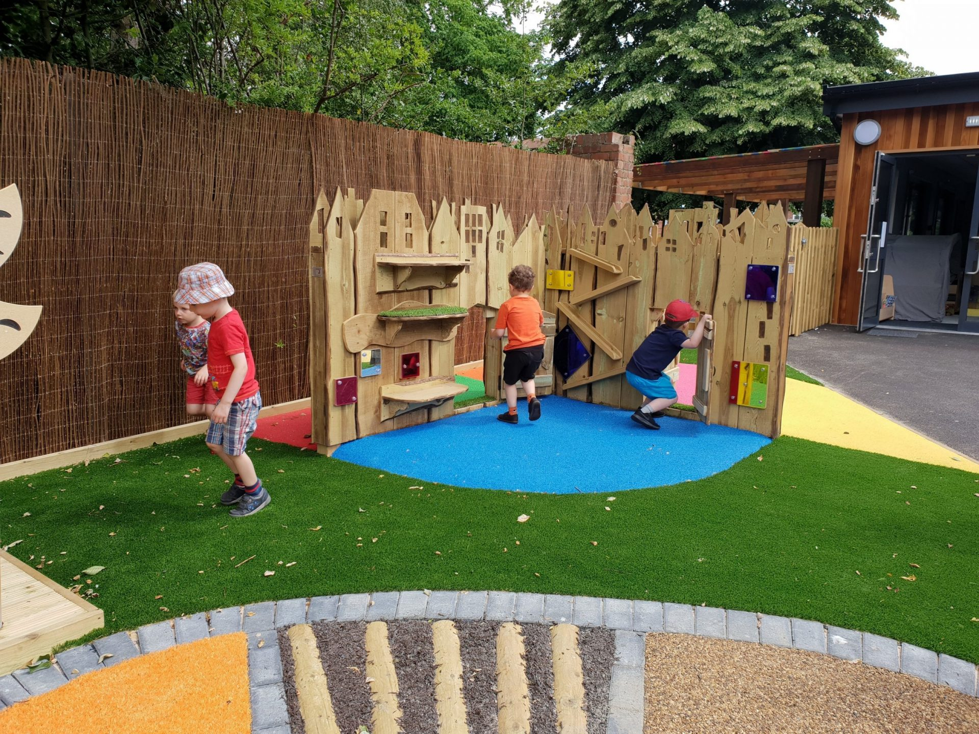 playground equipment role play equipment