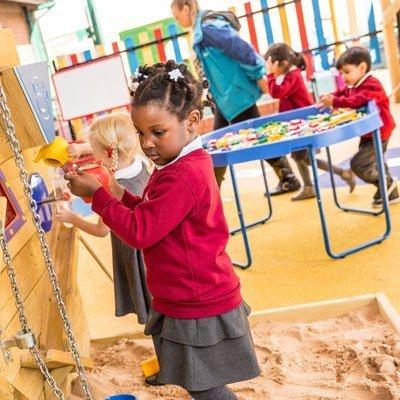 playground equipment sand pit sensory playground