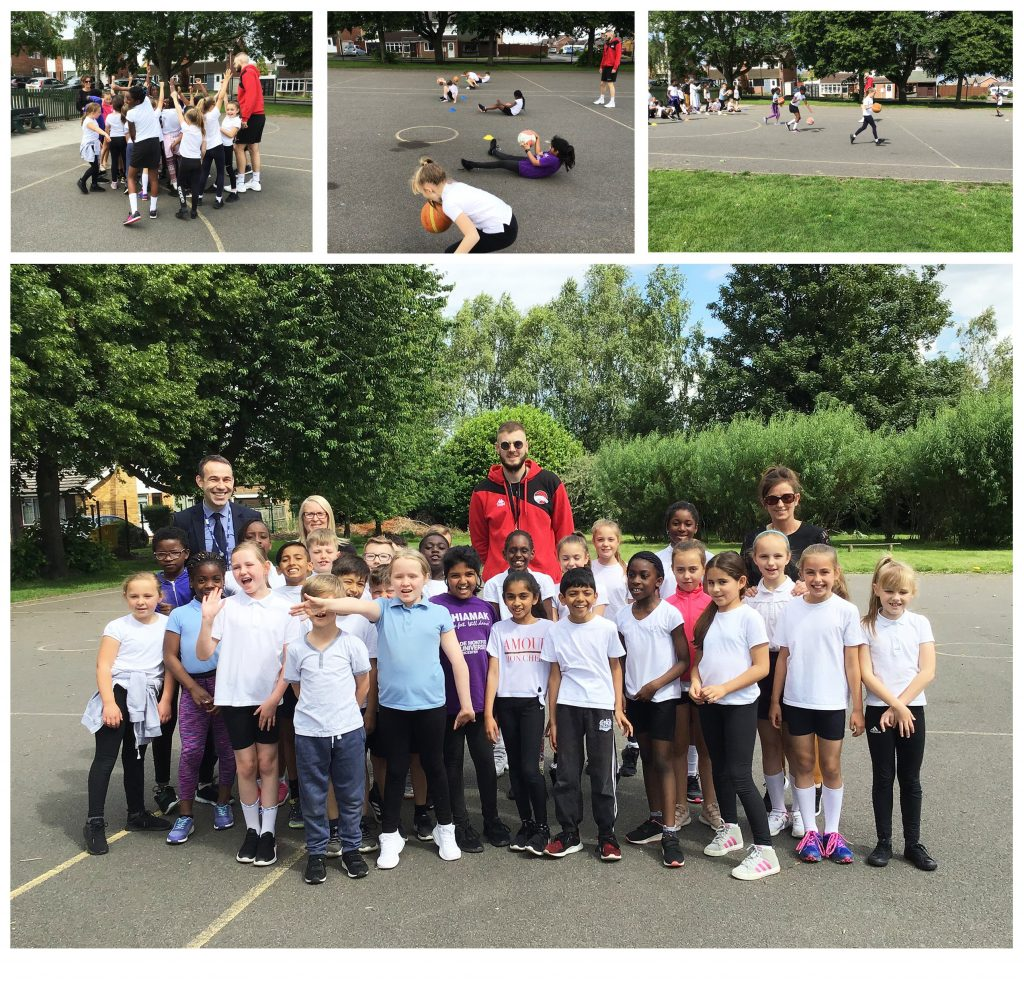 Promoting Health and Fitness in Leicestershire Primary Schools