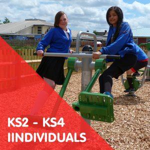 KS2 to KS4 Individual Pieces
